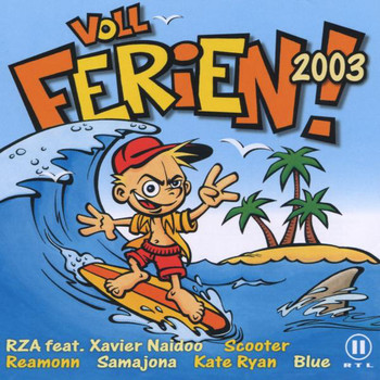 Various - Voll Ferien 2003