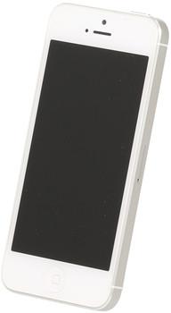 Apple iPhone 5 16 Go blanc & argenté