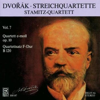 Stamitz-Quartett - Streichquartette Vol. 7