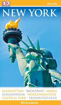 Vis-à-Vis Reiseführer New York. mit Extrakarte und Mini-Kochbuch zum Herausnehmen [Taschenbuch]