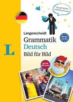 Langenscheidt Grammatik Deutsch Bild für Bild - Die visuelle Grammatik für den leichten Einstieg [Taschenbuch]