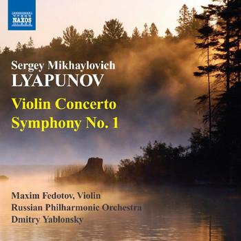 Fedotov - Violinkonzert/Sinfonie 1