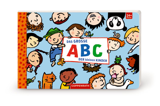 Das große ABC der kleinen Kinder - Brosche, Heidemarie