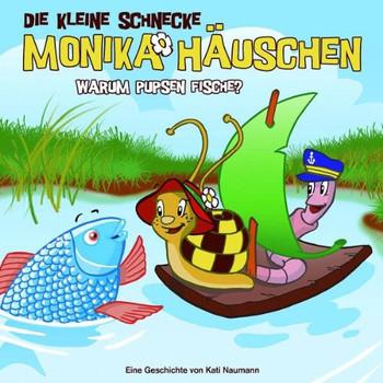 die Kleine Schnecke Monika Häuschen - 13: Warum Pupsen Fische?