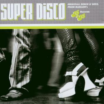 Various - Super Disco - Original Disco & Soul from Harlem's P & P Records