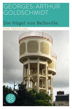 Die Hügel von Belleville. Eine Erzählung - Georges-Arthur Goldschmidt  [Taschenbuch]