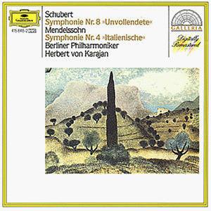 Herbert Von Karajan - Galleria - Schubert / Mendelssohn