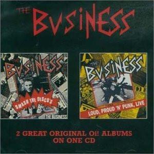 Business - Smash the Discos/Loud Proud