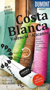 DuMont direkt Reiseführer Costa Blanca. Mit großem Faltplan - Manuel García Blázquez  [Taschenbuch]