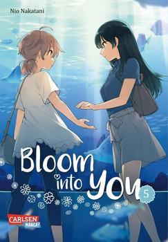 Bloom into you 5 - Nio Nakatani  [Taschenbuch]
