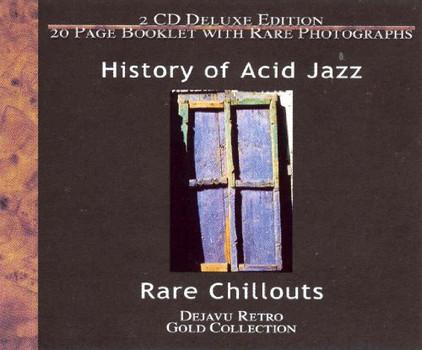 Various - Acid Jazz Rarities
