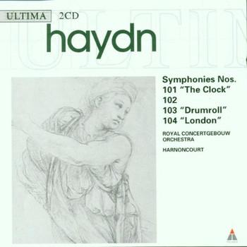 Nikolaus Harnoncourt - Sinfonien 101-104