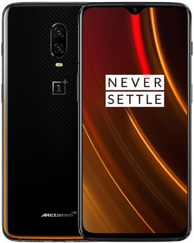 OnePlus 6T 256 Go [McLaren Edition] speed orange