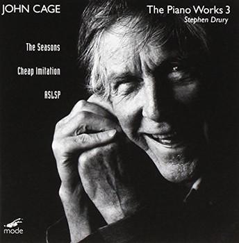 Stephen Drury - Vol.17:the Piano Works 3:Seasons/Ch