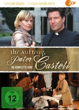 Ihr Auftrag, Pater Castell - Die komplette Serie [4 Discs]