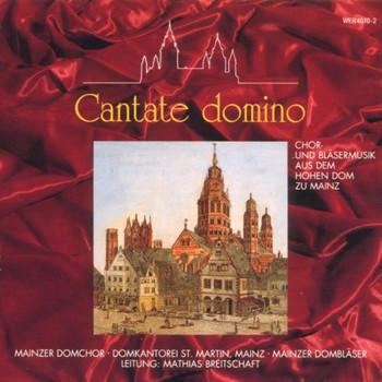 M. Breitschaft - Cantate Domino