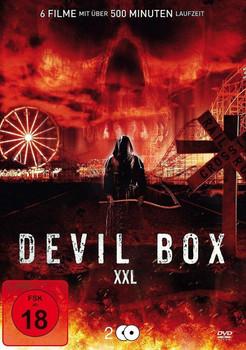 Devil Box XXL: Demon Kiss / Devil Reborn / Im Auftrag des Teufels 2 / Tasmanian Devils / Five Girls / The Devil's Rock [2 DVDs]