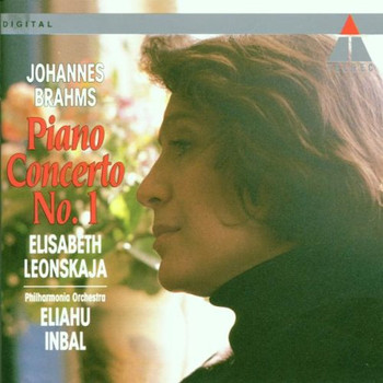 Elisabeth Leonskaja - Brahms: Klavierkonzert No. 1