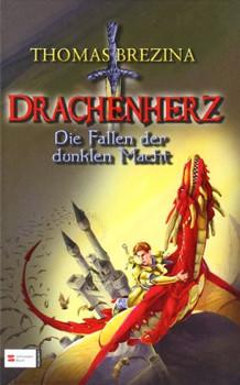 Drachenherz Sammelband 2. Die Fallen der dunklen Macht - Thomas Brezina