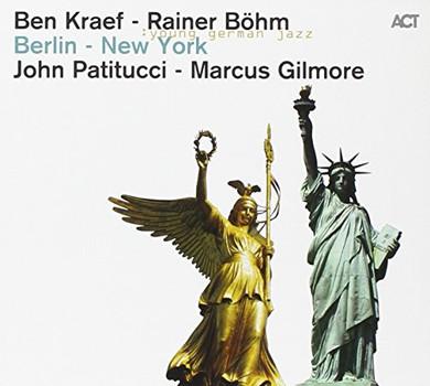 Ben Kraef - Berlin-New York