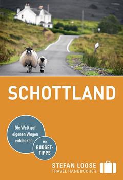 Stefan Loose Reiseführer Schottland: mit Reiseatlas - Matthias Eickhoff [Broschiert]