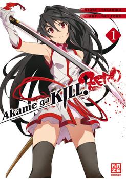 Akame ga KILL! ZERO 01 - Kei Toru  [Taschenbuch]