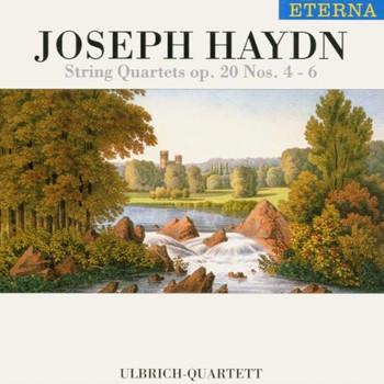 Ulbrich-Quartett - Streichquartette Op. 20, 4-6
