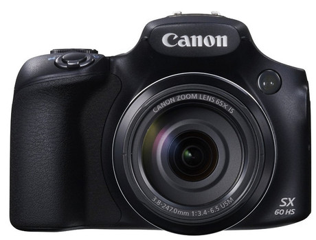 Canon PowerShot SX60 HS negro