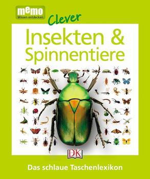 memo Clever. Insekten & Spinnentiere [Gebundene Ausgabe]