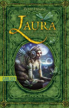 Aventerra 03: Laura und das Orakel der Silbernen Sphinx - Peter Freund