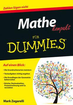 Mathe kompakt für Dummies (Fur Dummies) - Zegarelli, Mark