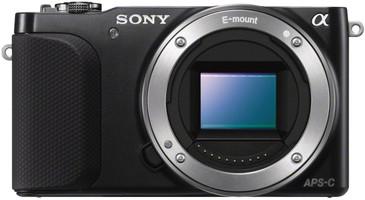 Sony Alpha NEX-3N Cuerpo negro