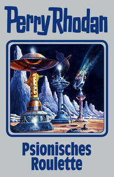Psionisches Roulette. Perry Rhodan Band 146 - Perry Rhodan  [Gebundene Ausgabe]