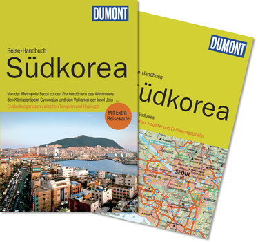 DuMont Reise-Handbuch Reiseführer Südkorea: mit Extra-Reisekarte - Rau, Joachim