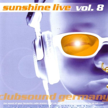 Various - Sunshine Live Vol. 8