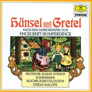 Elmar Gunsch - Hänsel und Gretel-Märchenspiel für Kinder