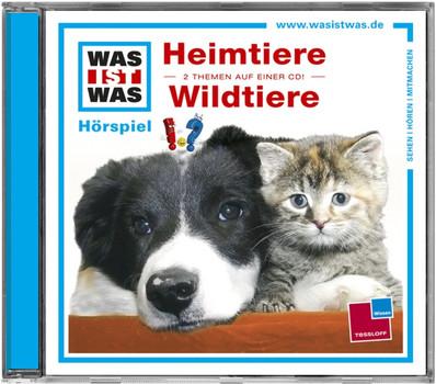 Was Ist Was - Was Ist Was, Folge 39: Heimtiere/ Wilde Tiere