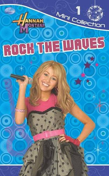 Disney Fiction Dairies: Rock the Waves Bk. 1: Hannah Montana (Hannah Montana Diaries)