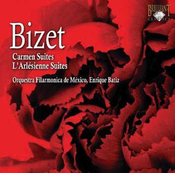 Enrique Batiz - Carmen & l'Arlesienne Suites