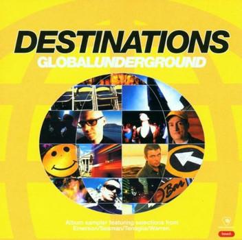 Various - Global Underground Sampler Vol. 2 - Destination