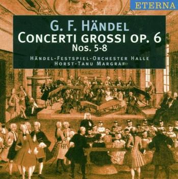Bosse - Concerti Grossi Op. 6, 5-8
