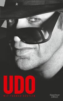 Udo - Udo Lindenberg  [Gebundene Ausgabe]
