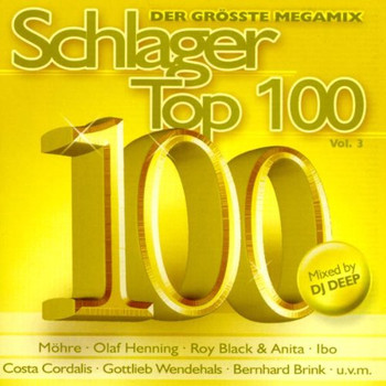 Various - Schlager Top 100 Vol.3