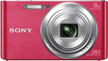 Sony DSC-W830 rosa