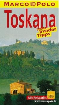 Marco Polo: Toskana - Ursula Romig-Kirsch