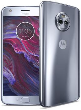 Motorola Moto X4 32GB azul plata
