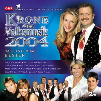 Various - Die Krone der Volksmusik 2004