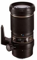 Tamron SP AF 180 mm F3.5 Di IF LD Macro 1:1 72 mm filter (geschikt voor Nikon F) zwart