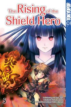 The Rising of the Shield Hero 05 - Yusagi Aneko  [Taschenbuch]