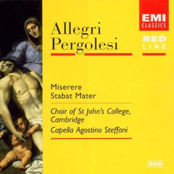 Rovatkay - Stabat Mater / Miserere / Allegri / Pergolesi / Red Line